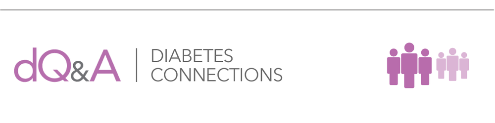 Each quarter, dQ&A surveys 5,000+ people with diabetes and synthesizes data and insights on their perspectives. Survey participants are members of our USA D  iabetes Patient Panel, which we started in 2009... Learn more about  dQ&A Diabetes Connections