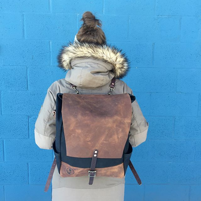 I just finished a convertable messenger/backpack prototype. What do you think?
