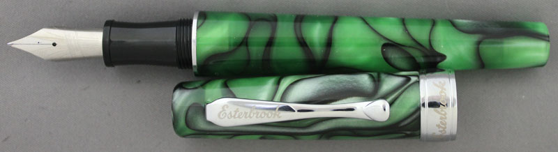 The New Esterbrook Fountain Pen Open - Photo courtesy of Brian Anderson, used with permission.