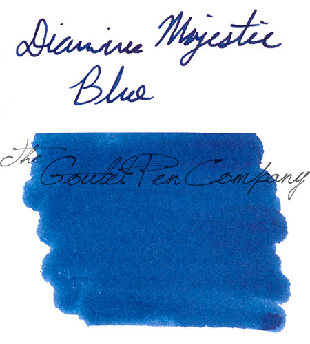 GP Diamine Majestic Blue.jpg