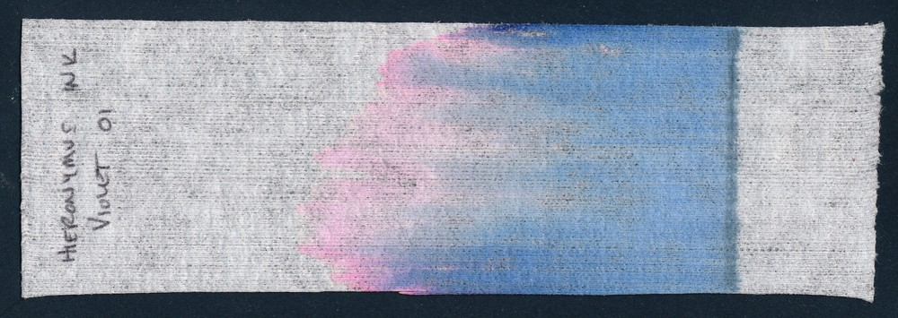 Chromatography Sample