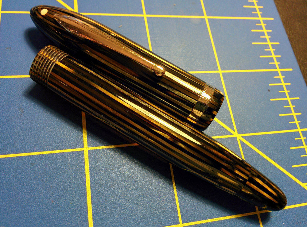 The polished pen.