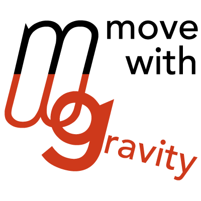 move with gravity