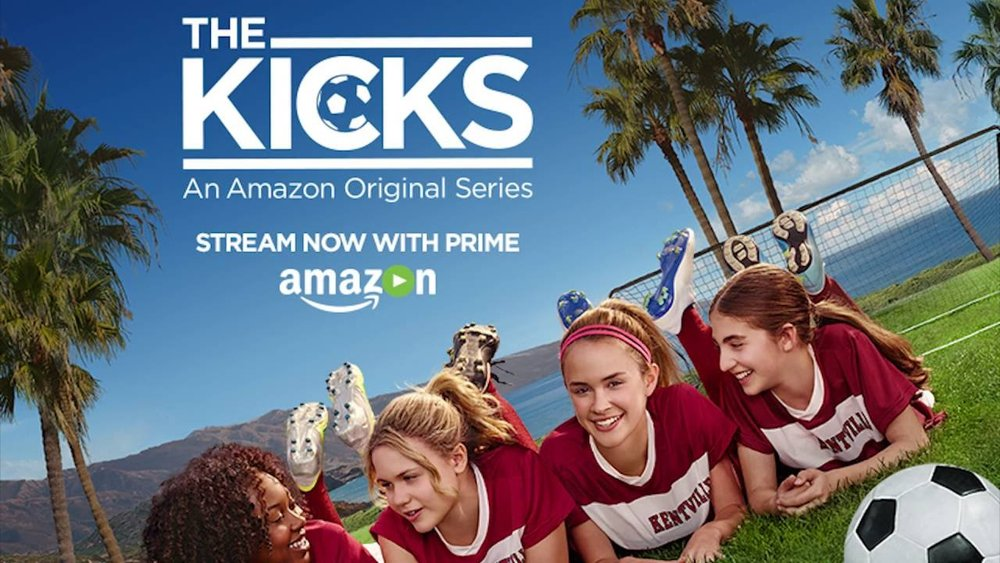 The Kicks - Also based on a novel, The Kicks follows 12yo Devin, the best player on her Connecticut school soccer team. But life takes a turn when the family moves to California. The series follows Devin as she navigates a new school, new friends and a new soccer team. Neither of my kids are into sports but both love this show, sure to please just about any kid.