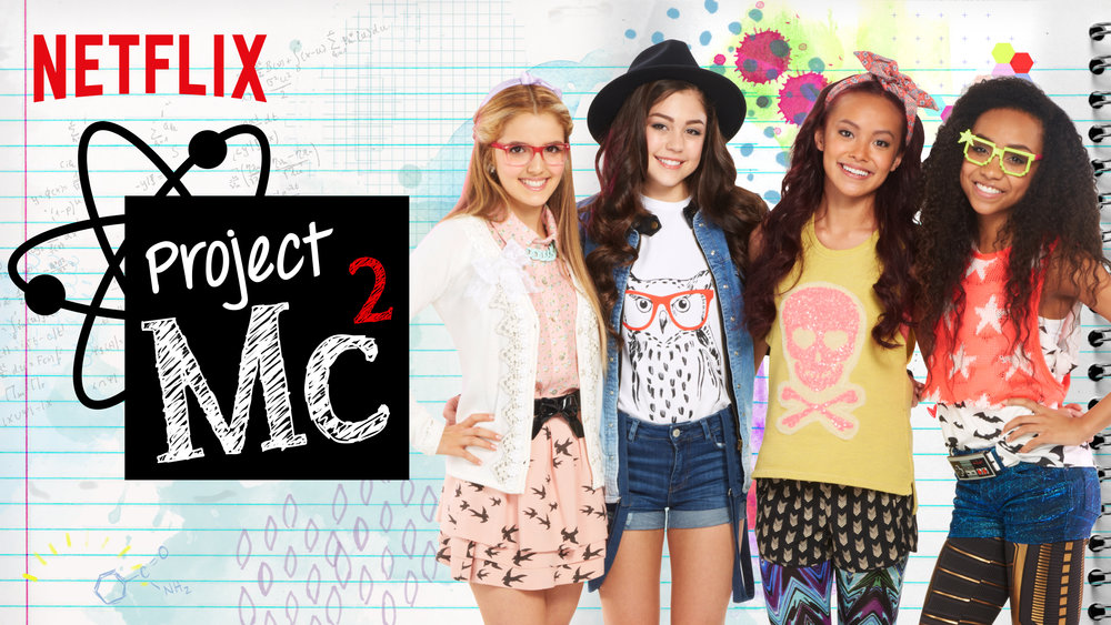 Project Mc2 - This show is all about (smart) Girl Power. My older daughter (10) is addicted. My younger one (7) can't always follow the details. But it's a fun girlie romp into a group of four diverse, highly intelligent, teenage secret agents who use their STEM skills to solve mysteries. The show stresses the girls'knowledge, friendship and the importance of teamwork.