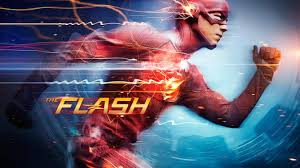 The Flash - It's on the CW, but we watch it on Netflix. A longtime fan of superheroes, I love the innocence and positive themes of this show.Barry, the main character,finds himself with the power to be the fastest man alive. With a team of incredible minds, he dedicates himself to protecting his city while solving a family mystery that has changed the course of his life.