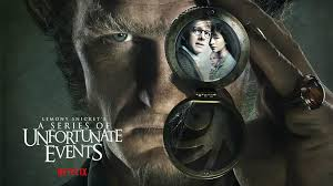 A Series of Unfortunate Events - Based on the best-selling books by Lemony Snicket (aka Daniel Handler), this series follows the tragic tale of three orphans -Violet, Klaus & Sunny Baudelaire -who are investigating their parents' mysterious death. Meanwhile, their evil guardian, Count Olaf (award-winning actor Neil Patrick Harris), will do whatever it takes to get his hands on the kids' inheritance. The three siblings must outsmart Olaf at every turn, foiling devious plans and disguises.
