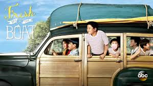 Fresh off the Boat - Not unlike black-ish, this sitcom lends a fresh, funny take on a serious topic.It's the '90s and 12 year old, hip-hop loving Eddie just moved with his parents to suburban Orlando, Florida from DC's Chinatown. Needless to say, it's culture shock for his immigrant family in this comedy about pursuing the American Dream.