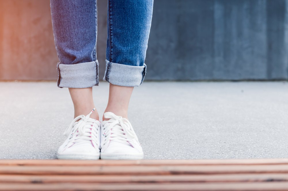 I can hardly keep up with my own age-appropriate styles, let alone my tween's style. -