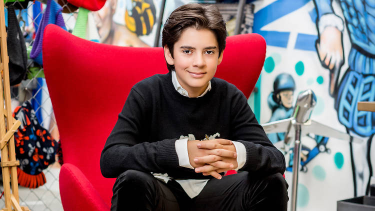 - How did 12-year-old Londoner Jenk Oz become Britain's youngest CEO? By spotting a gap in the market: telling pre-teens where to go out…