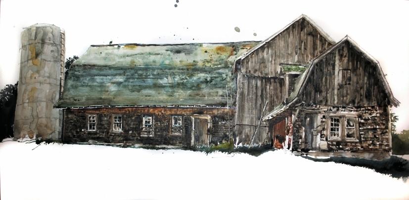 Barn Door County