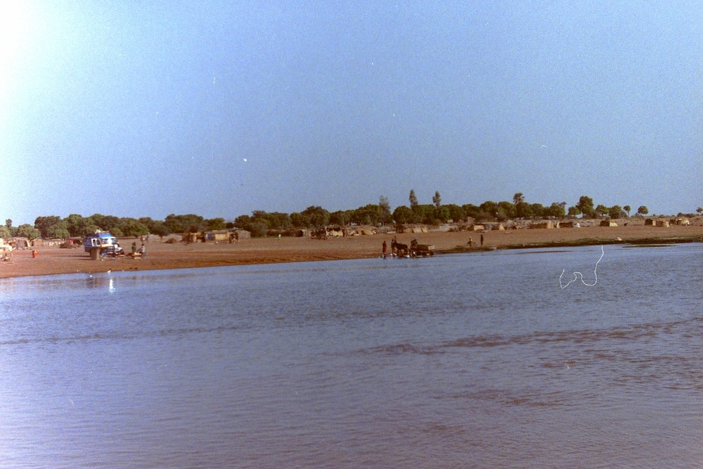Across the Niger River