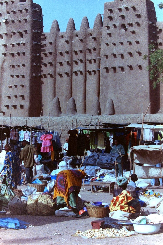 Djenne Mali Mosque