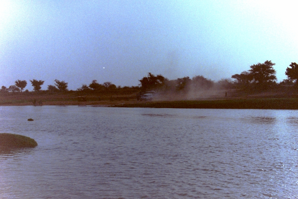 River in Djenne