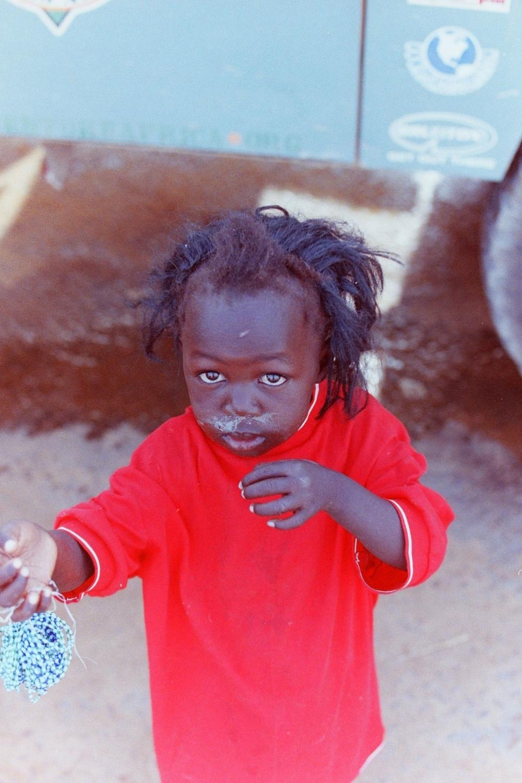 Young Mali child