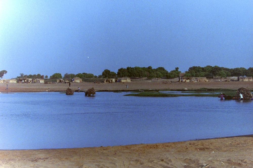 Water in Mali