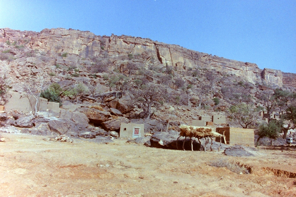 Dogon Region of Mali