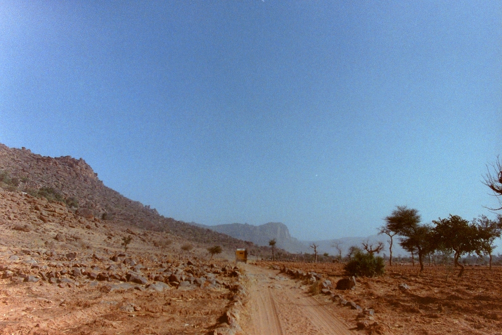Long dusty road to Timbuktu