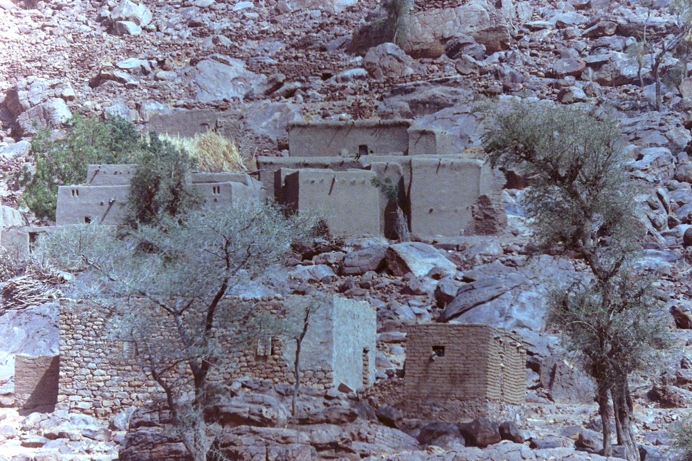 Dogon homes in Mali