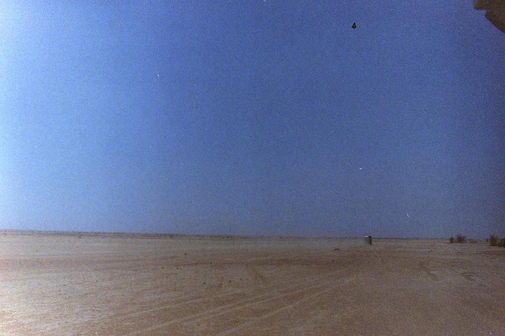 Desert of Mali