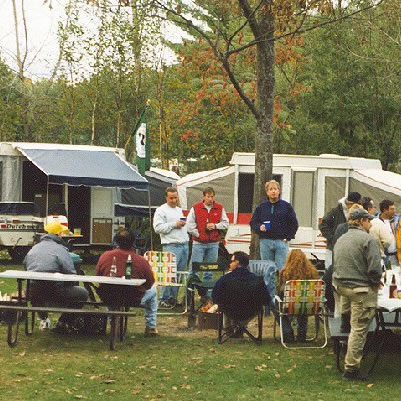 1998: Pownal VT Club Campout - Lime Rock Park, Salisbury CT