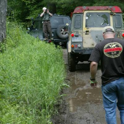 2008:Ottawa Valley Land Rover - 2008 Birthday Party
