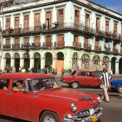 2012: Havana Cuba - GOING BACK IN TIME