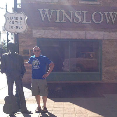 2013: 5400 Mile Trip In A Unimog - Road trip to the Overland Expo 2013, Mormon Lake Arizona.