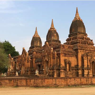 Myanmar - Bagan, Mandalay, Yangon