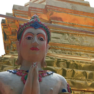 Thailand - BANGKOK, CHANG MAI, CHANG RAI