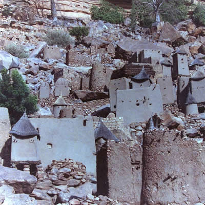 Dogon Region - MALI & THE CLIFFS OF BANDIAGARA