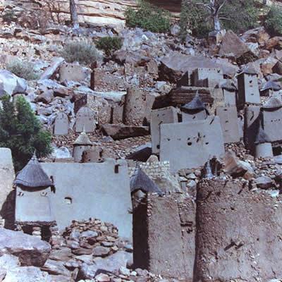 Dogon Region - Mali & the Cliff of Bandiagara