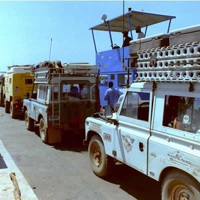 The Road Toward Bamako Mali - Eastern Senegal & Western Mali