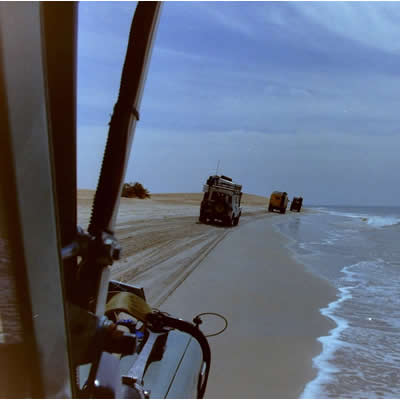 Nouadhibou & Nouakchott - THE BEACH ROUTE SOUTH