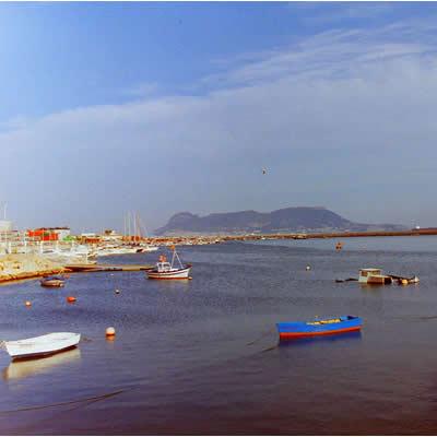 Gibraltar - Gibraltar & the first photos of Northern Africa