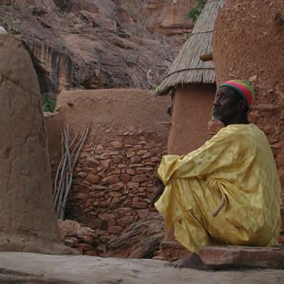 High Resolution Dogon Region - Mali Lost Photos