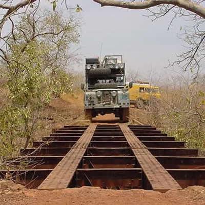 March 1, 2001Road To Bamako - Tough road to Bamako, Mali