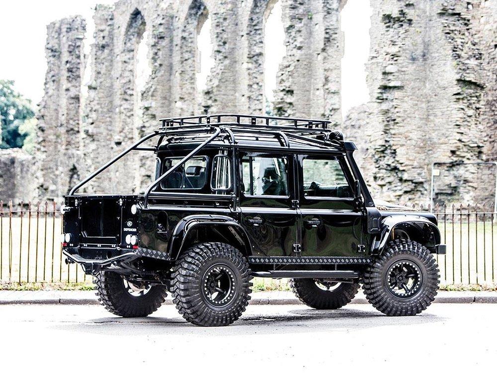 "2014 Land Rover Defender SVX ""Spectre"""