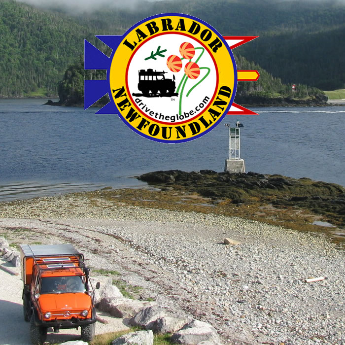 2009: Labrador & Newfoundland - Trans Labrador Highway & Gros Morne National Park