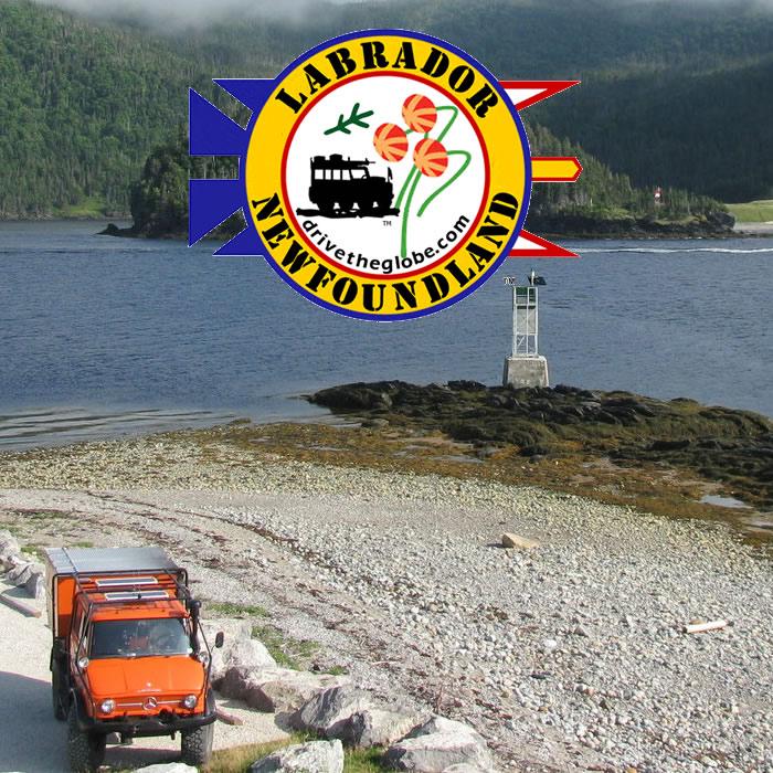 2009: Labrador & Newfoundland - Trans Labrador Highway & Gros Morne National Park