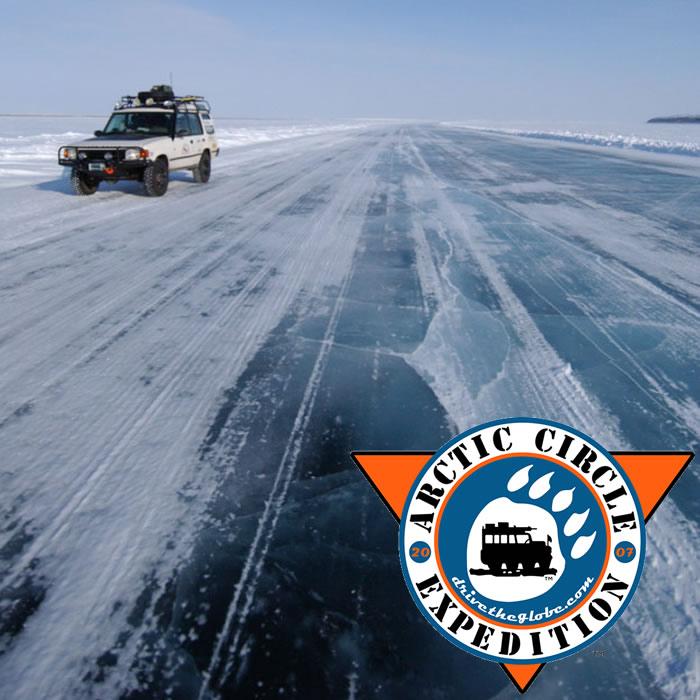 2007: Arctic Circle Expedition - 4800 MILES TO TUKTOYAKTUK