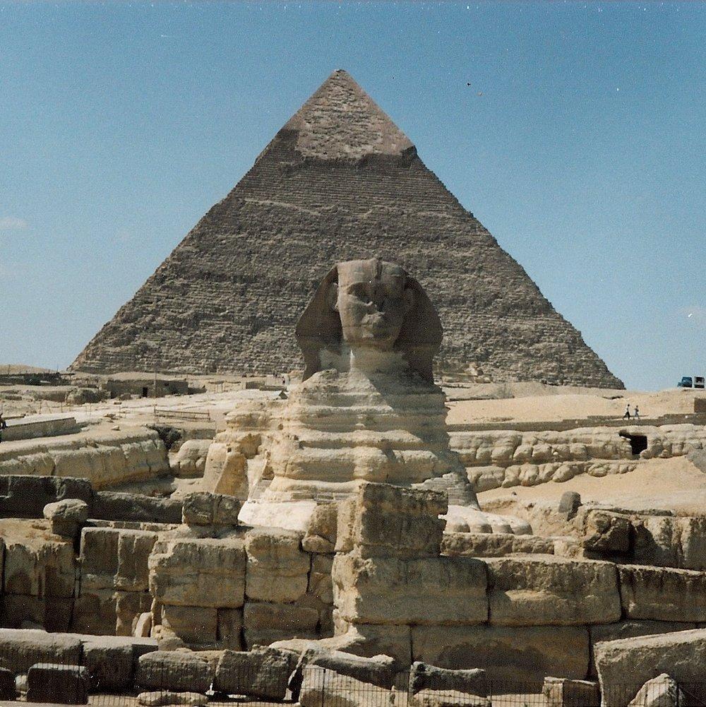 1991: North Africa - Egypt & The Sinai Peninsula Area, Morocco, Tunisia & Algeria