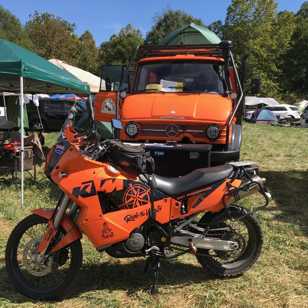 2017: Overland Expo East - Asheville, NC : Weekend Event, Pre-Party & Asheville Van Life Rally