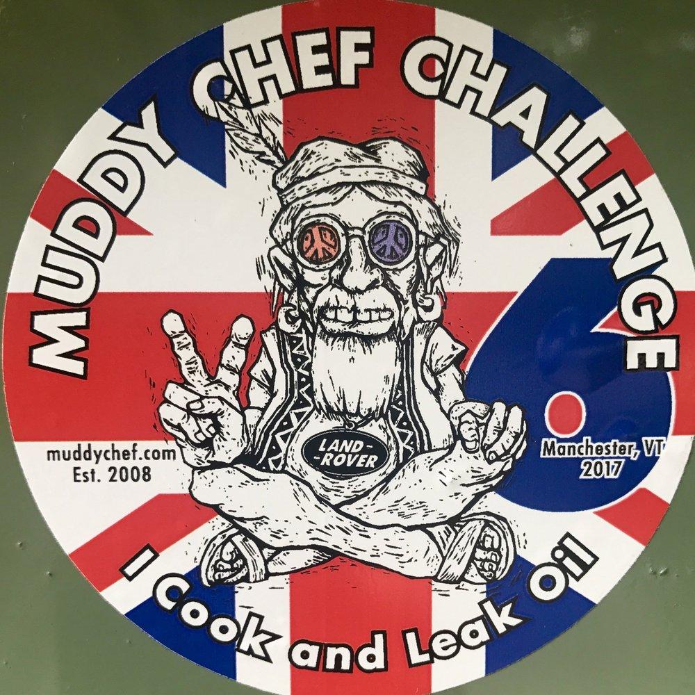 2017: Land Rover Muddy Chef - Manchester Vermont