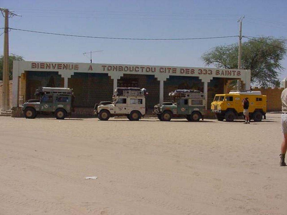 Vintage Series Land Rovers | Timbuktu, Mali
