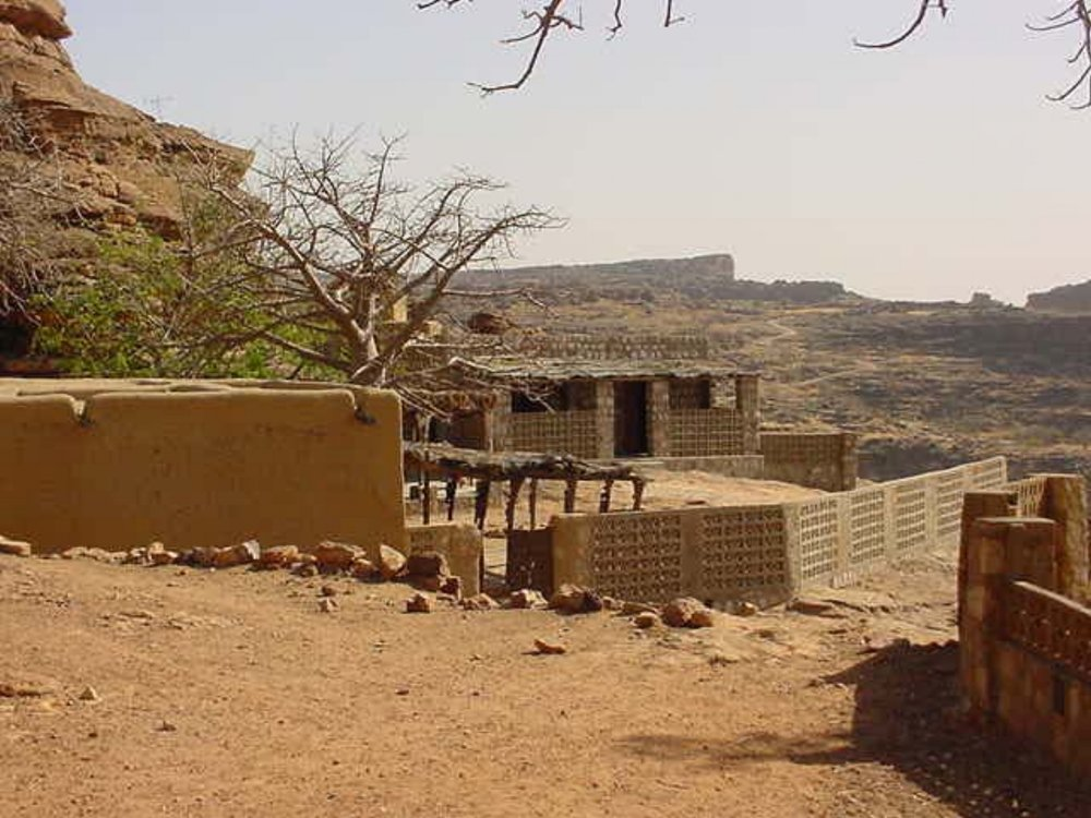Dogon animal pen