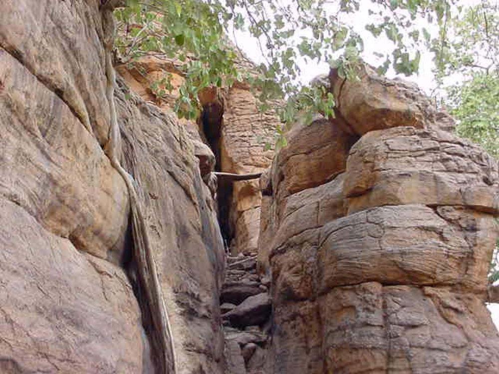 Bandiagara Rocks
