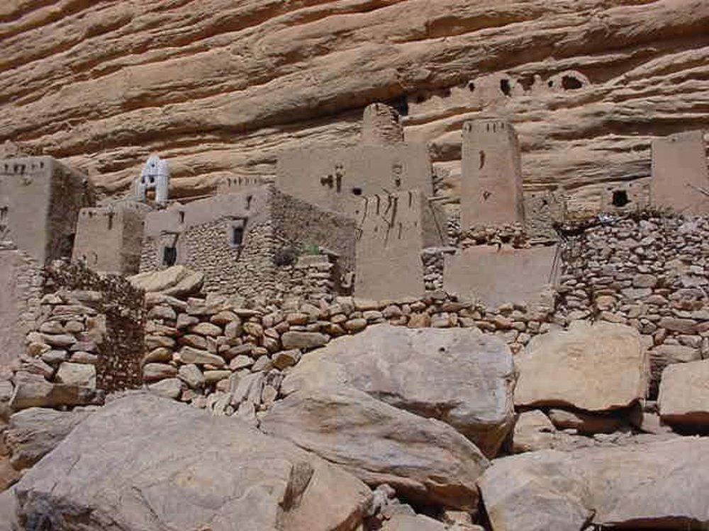 Dogon settlement