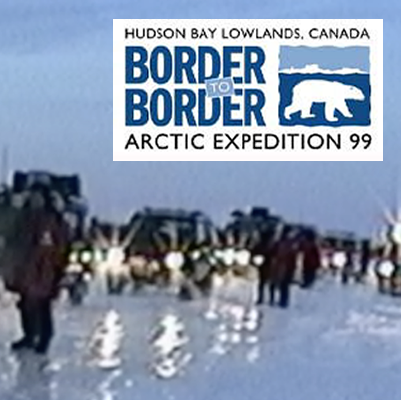 1999: Polar Bear Express - Journey to Moosonee & The Hudson Bay Lowlands