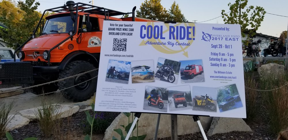 COOL RIDE EXPO LAUNCH PARTY -
